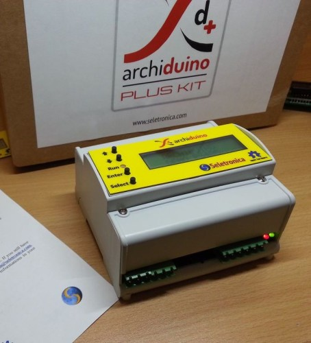 Archiduino Plus Kit