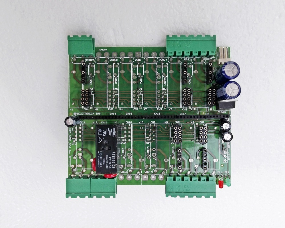 Archiduino Motherboard Top