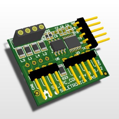 Archiduino - SnipCard Multi IO - 1-Wire - I2C - CAN Bus