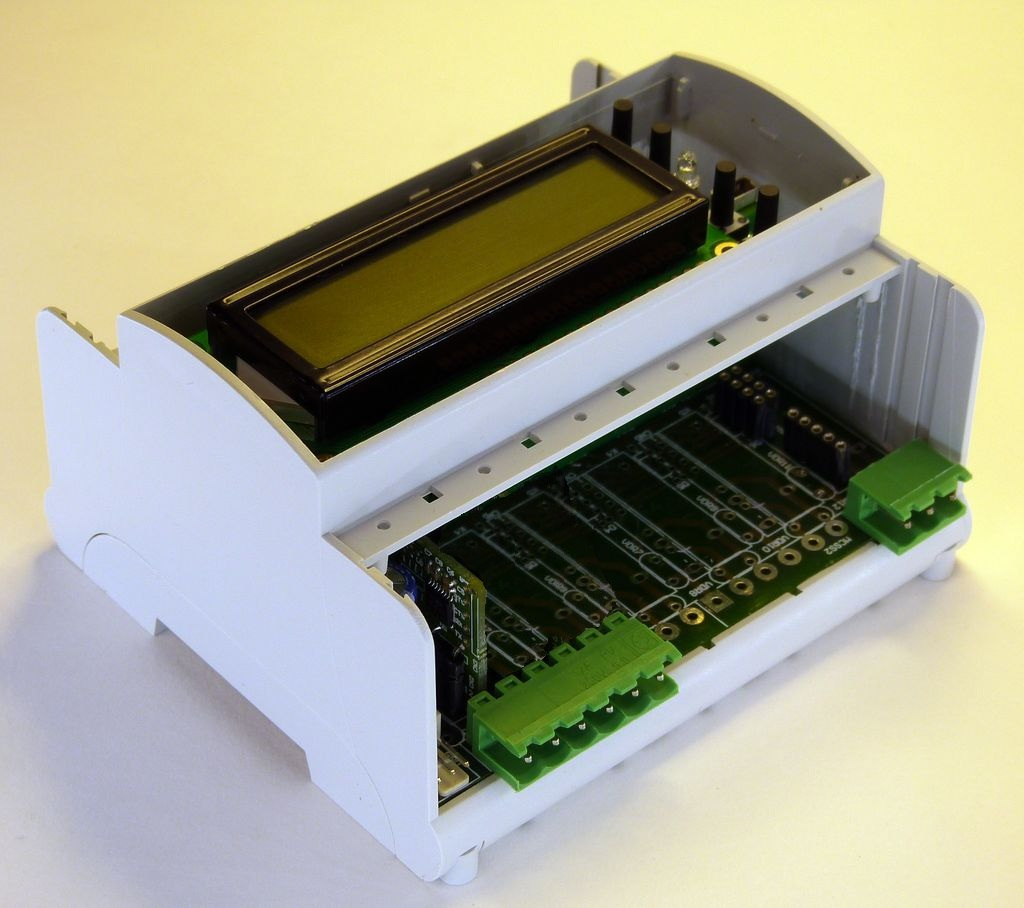 Arduino din