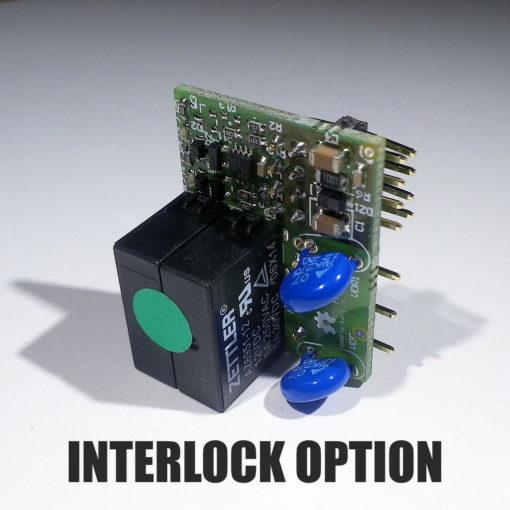 Archiduino - Dual relay snipcard - Interlock option