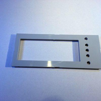 Archiduino LCD plastic frame